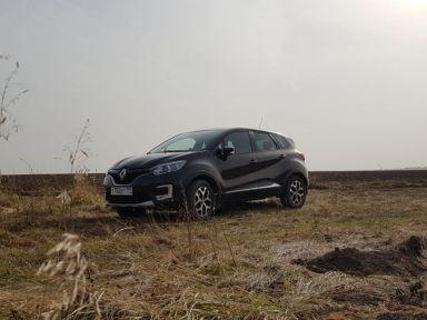 Renault Kaptur 2018 отзыв автора | Дата публикации 22.06.2018.