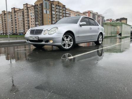Mercedes-Benz E-Class 2005 - отзыв владельца