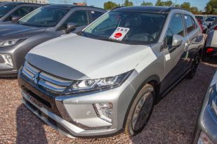 Казань Eclipse Cross 2019
