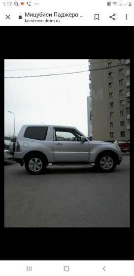 Улан-Удэ Pajero 2007