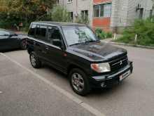 Краснодар Pajero Pinin 2002
