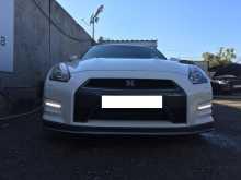 Краснодар Nissan GT-R 2013