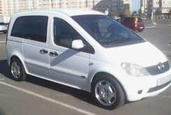 Краснодар Vaneo 2002