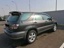 Белая Глина RX300 2001