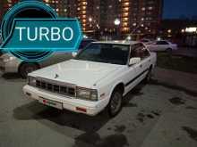 Новосибирск Laurel 1987