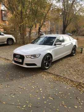 Орск Audi A6 2012