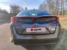 Иркутск Prius Prime 2018