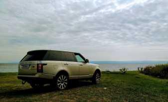 Усолье-Сибирское Range Rover 2013