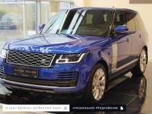 Москва Range Rover 2020