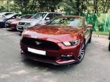 Москва Mustang 2015