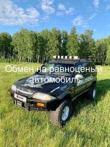 Челябинск Musso 2001