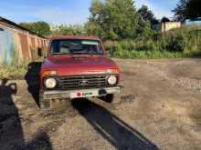 Москва 4x4 2121 Нива 1996