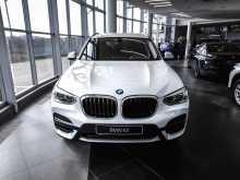 Москва BMW X3 2020
