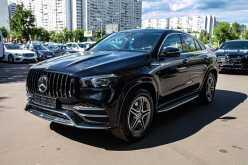 Москва GLE Coupe 2020