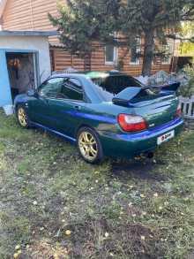 Черногорск Impreza WRX 2000