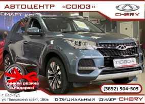 Барнаул Chery Tiggo 4 2020