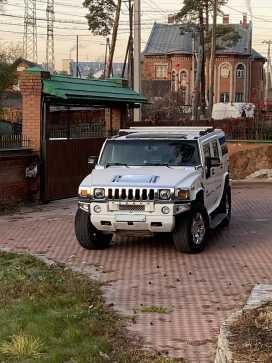 Барнаул Hummer H2 2008