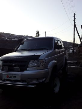 Горно-Алтайск УАЗ Патриот 2007