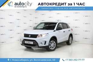 Новосибирск Suzuki Vitara 2018