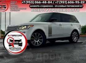 Анжеро-Судженск Range Rover 2013