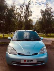 Москва Prius 2000