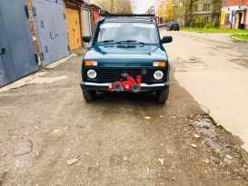 Новокузнецк 4x4 2121 Нива 2011