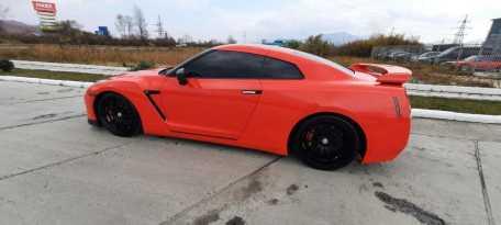 Находка GT-R 2008
