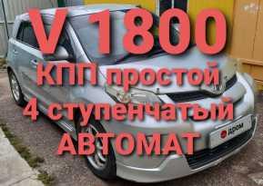 Улан-Удэ Toyota ist 2007