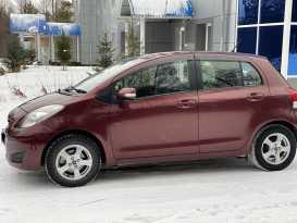 Нерюнгри Toyota Vitz 2010