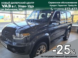 Улан-Удэ УАЗ Патриот 2020
