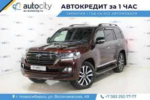 Новосибирск Land Cruiser 2018