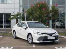 Сочи Toyota Camry 2020