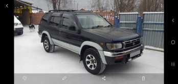 Новосибирск Terrano 1996