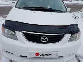 Иркутск Mazda MPV 2002
