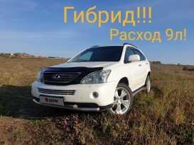 Иркутск Lexus RX400h 2005