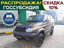 Новосибирск УАЗ Патриот 2020