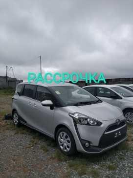 Владивосток Toyota Sienta 2017