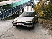 Новосибирск Civic Shuttle 1989
