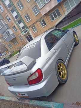 Рубцовск Impreza WRX 2002