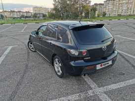 Анапа Mazda3 2008