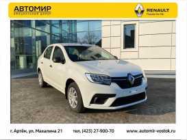 Владивосток Renault Logan 2020
