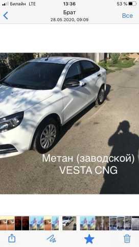 Ставрополь Веста 2019
