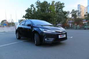 Владивосток Corolla 2018