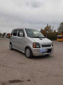 Новосибирск AZ-Wagon 2001
