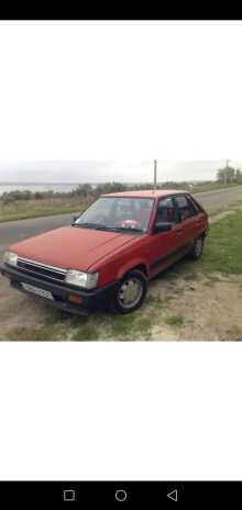 Усть-Илимск Corolla II 1984