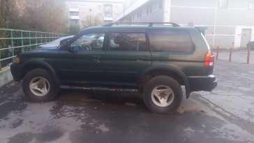 Иркутск Montero Sport 2000