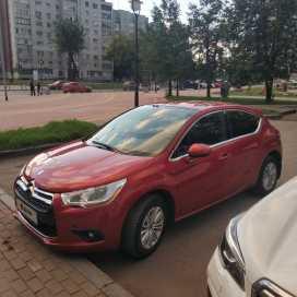 Екатеринбург Citroen DS4 2012
