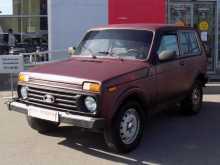 Брянск 4x4 2121 Нива 2001
