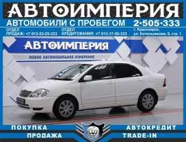 Красноярск Corolla 2003