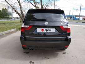 Нижний Новгород BMW X3 2008